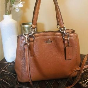Coach Minietta Leather Bag
